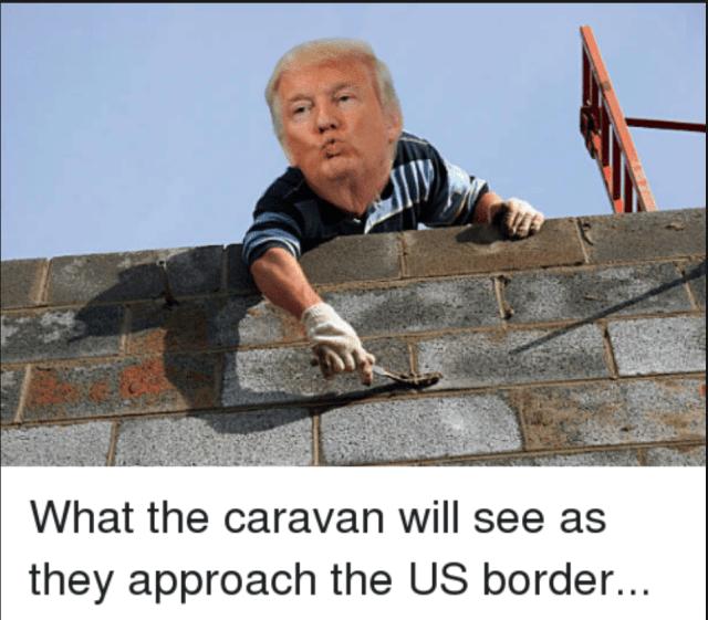 Trump on Wall