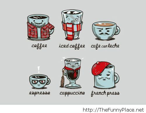 Types Of Coffee Funny Wallpaper Thefunnyplace