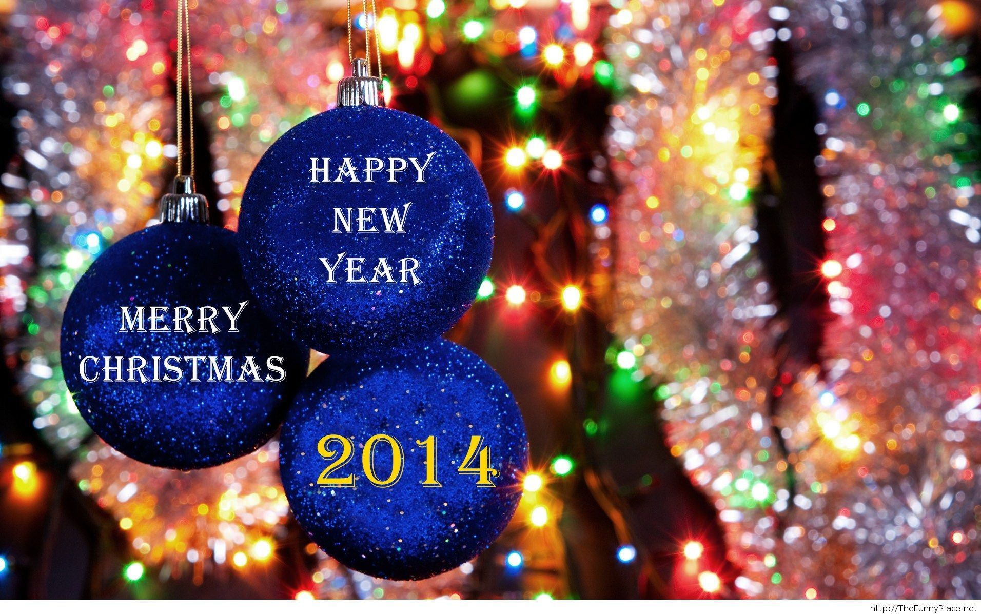 merry christmas and happy new year 2014 hd wallpaper – thefunnyplace