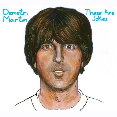 Demetri Martin These Are Jokes