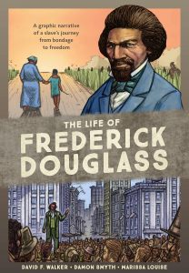 the life of frederick douglass cover