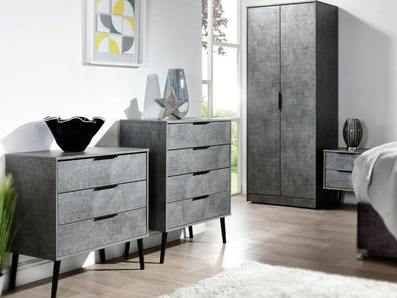 Swift Berlin Ready Assembled Bedroom Furniture The Furniture Co