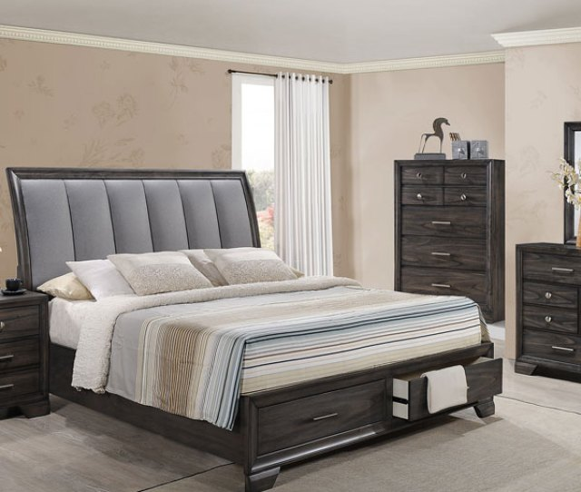 Jaymes Storage Bed Discount Bedroom Furniture In Portland Or At The Furniture Shack Store