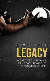 New Sensational Review Of James Kerr Legacy BOOK