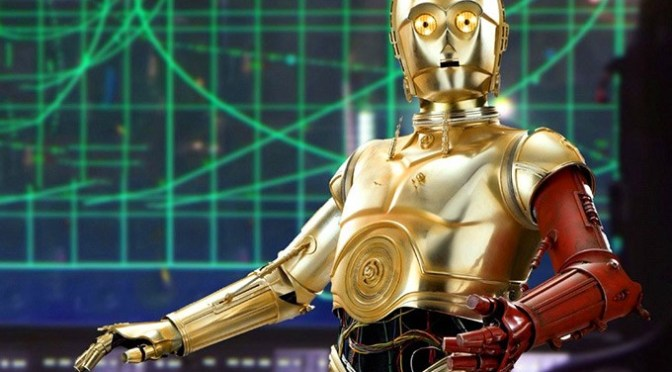 Star Wars Celebration | C-3PO and Anthony Daniels: The Red Arm Protocol