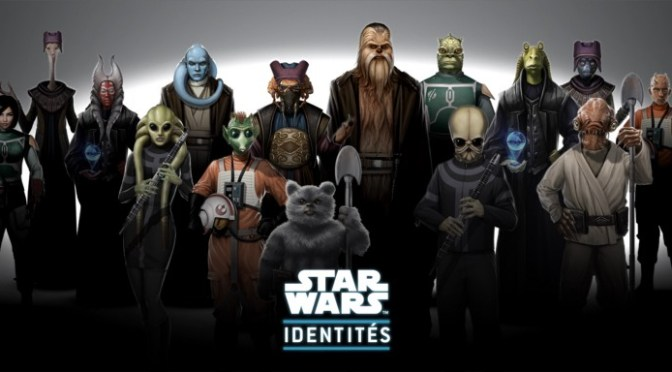 Star Wars Identities: Find Your Identity In The Galaxy Far, Far Away…