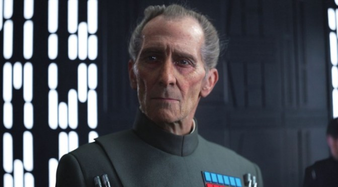 Peter Cushing is Resurrected in Rogue One: A Star Wars Story: Tarkin Things Too Far?