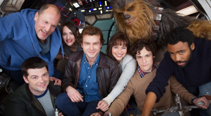 Going Solo: The Star Wars Anthology Is Ready To Make The Kessel Run…