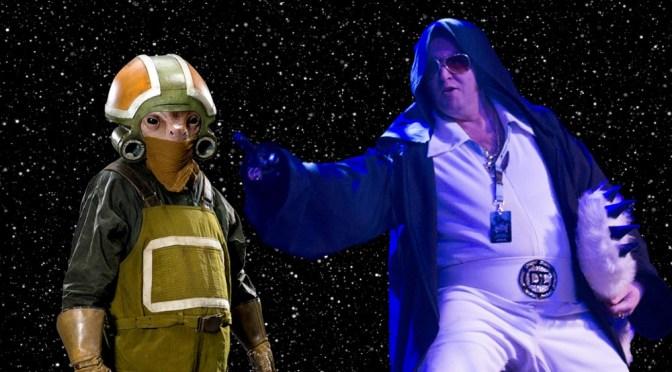 Darth Elvis Presents: Who's the Goss?