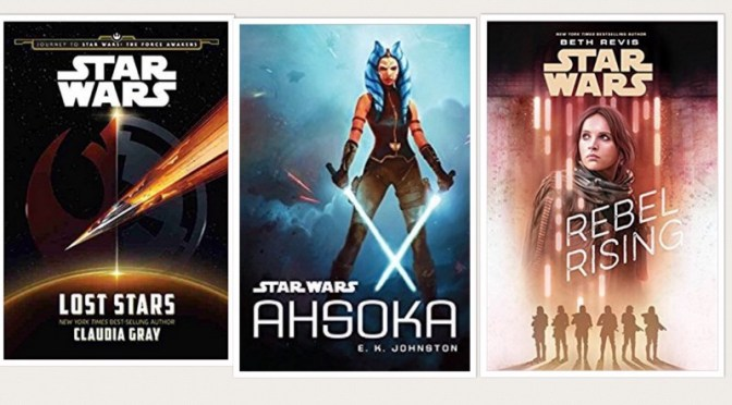 Future Star Wars YA Books: A Wish List