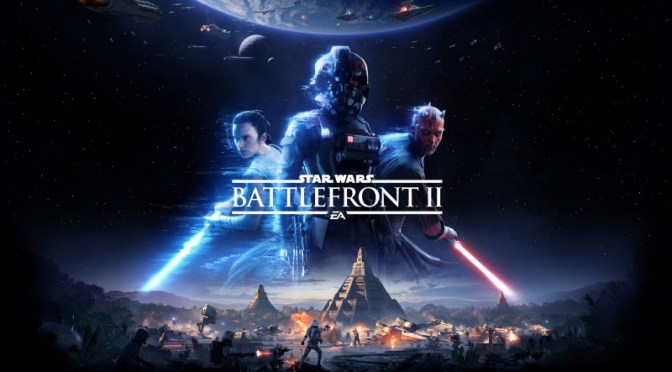 Star Wars Battlefront II: The Most Anticipated Game In the Galaxy is Coming Home…