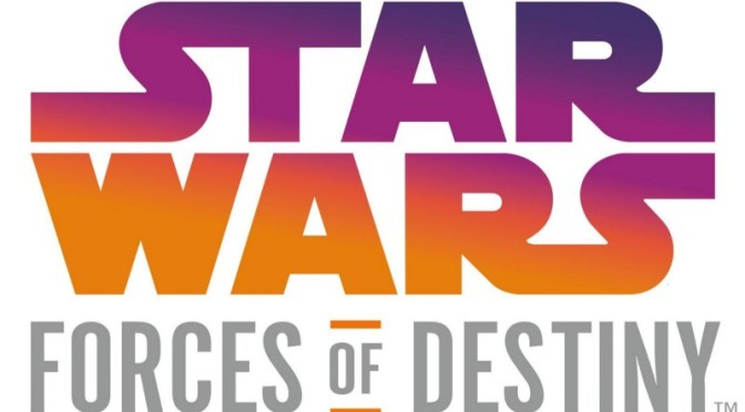 Star Wars Forces of Destiny: Preview