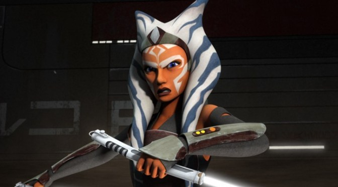 The Apprentice Awakens: Ahsoka Tano: A Star Wars Anthology Story…A Fans Dream!