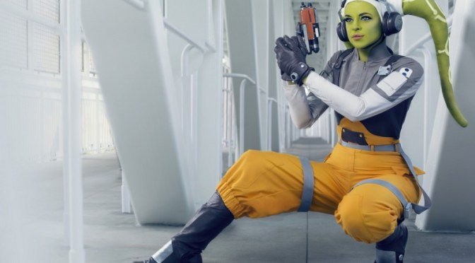 Star Wars: Interview With a Twi'Lek