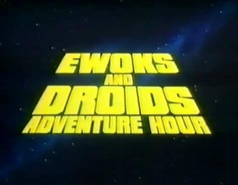 Memory Lane: Ewoks and Droids Adventure Hour!