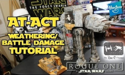 Star Wars | Weathering Your Hasbro Collection: Is it Art or Heresy?
