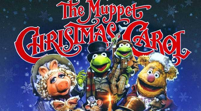The Muppet Christmas Carol.The Muppet Christmas Carol Returns To The Big Screen To