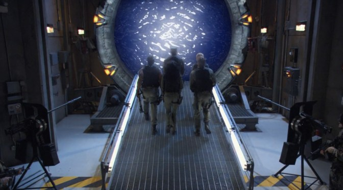 Star Wars Inspirations in Stargate SG-1