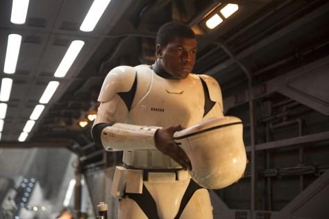 Star Wars Stormtroopers Finn