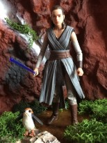 Review: Star Wars The Black Series - Rey (Jedi Training)