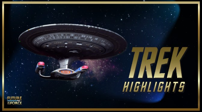 Trek Highlights | Star Trek: TNG 'Yesterday's Enterprise'