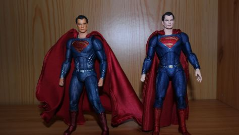 Justice League Review: The Mafex Superman