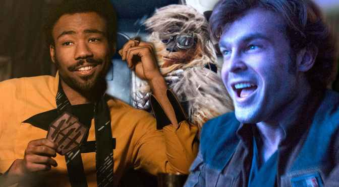 Solo: A Star Wars Story Trailer: Our Verdict