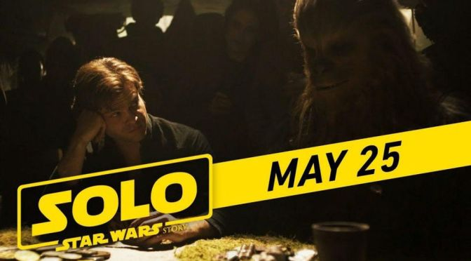 """New Solo: A Star Wars Story """"Crew"""" TV Spot"""