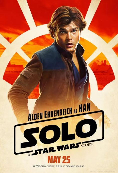 Alden Ehrenreich will return as Han Solo