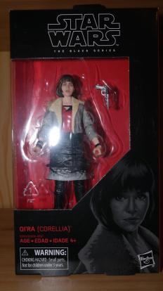 Black Series Review Qi'Ra