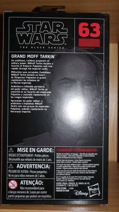 Black Series Grand Moff Tarkin Review