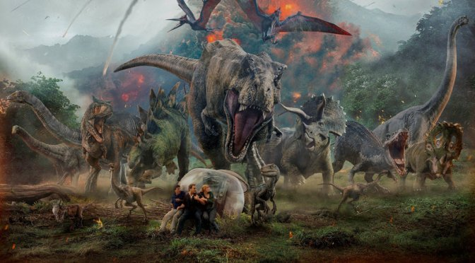 The Dark Side of Jurassic World: Fallen Kingdom