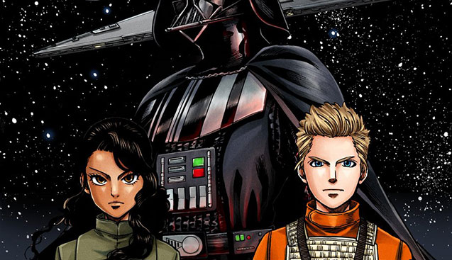 Star Wars: Lost Stars Manga Volume 1 | Highlights