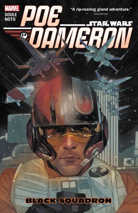 Poe Dameron Comic Focus Vol 1-3