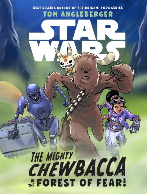 Mighty Chewbacca