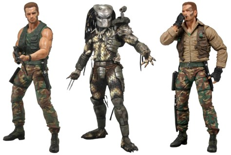 NECA | The Ultimate Fugitive Predator Action Figure Unveiled