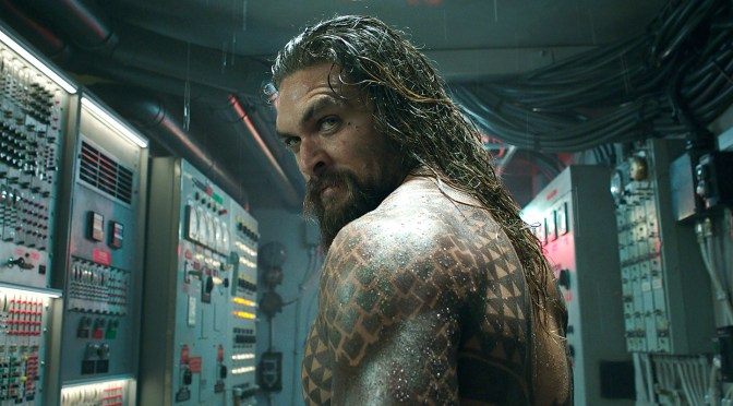Is Aquaman the DC Universe's Last Hope?