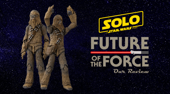 S.H. Figuarts Review | Chewbacca (Solo: A Star Wars Story)