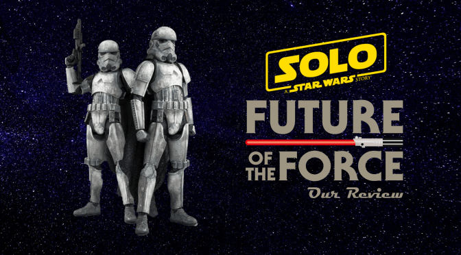 S.H. Figuarts Review | Mimban Stormtrooper (Solo: A Star Wars Story)