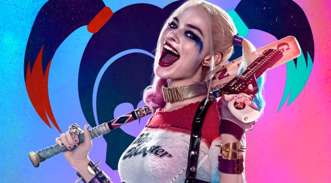 First Promo Poster for Birds of Prey Unveiled