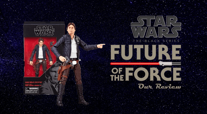Black Series Review: Han Solo (Bespin)   (The Empire Strikes Back)