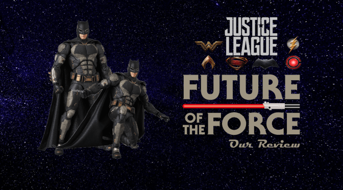 Mafex Review | Batman Tactical Suit (Justice League)