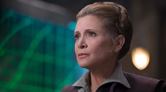 No One's Ever Really Gone|How Technology Will Complete Leia's Arc in Episode IX