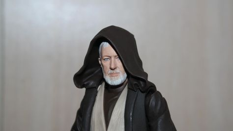 S.H. Figuarts Review | Obi-Wan Kenobi (A New Hope)