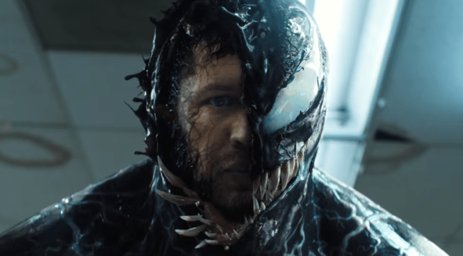 Venom | The New Trailer Reveals Tom Hardy's Dark Side