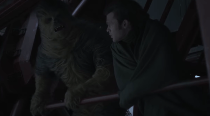 Solo: A Star Wars Story | Han and Chewie
