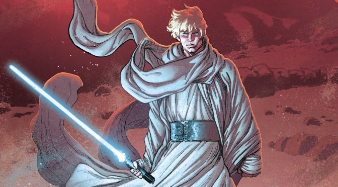 FOTF Comics | Star Wars Vol. 7: Ashes of Jedha