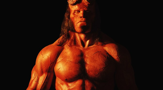 Lionsgate Unveil Awesome New Hellboy Poster