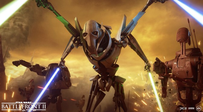 Star Wars Battlefront II - General Grievous