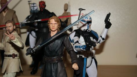 S.H. Figuarts Review   Anakin Skywalker (Revenge Of The Sith)